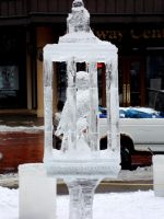 Iced Caged Bird by botskey