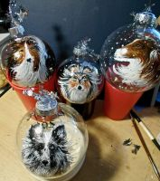 Sheltie bulb collection.... by tiletable