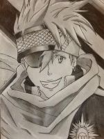 Lavi- from Dr.Gray-Man by ShadowWolf-15