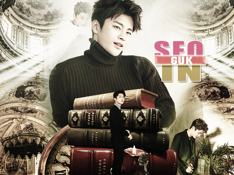 Seo In Guk (Book Boy) by mervegk