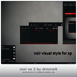 noir vs2 by dmone9 by deskmodder