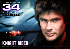 34 Years of Knight Rider by valaryc
