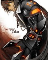 Weapon Taker by lkk20273