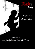 Blood and Sugar pg2 _title page by NasikaSakura