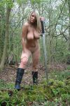 Warrior Queen 7 by Singingnaturist