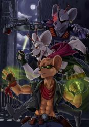 Tail-Whippin Time! Finished!! by DanoGambler