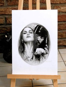 Elisabeth and Jack . -  Completed . by Cap007