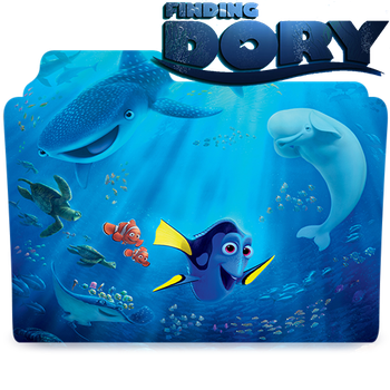 Finding Dory 1 by topmeasure