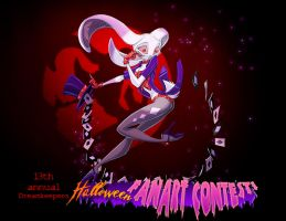 Lucky 13 Halloween Contest by Dreamkeepers