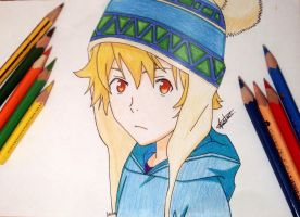 Yukine :) by Anna-Knightley