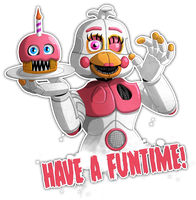 Have a Funtime! by PinkyPills