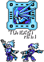 Tundra Man 8-Bit by hfbn2
