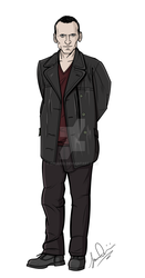 The Ninth Doctor by Ismar33