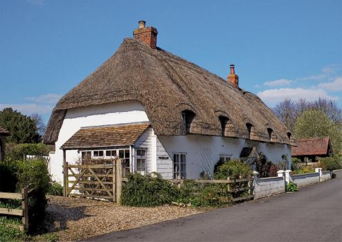 The Old Bakery Avebury by Paul-Gulliver