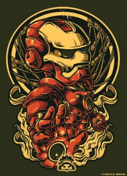 IRONMAN by ruados