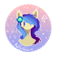 Smol dizzy - commish by PrettyShineGP