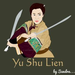 Michelle Yeoh... by avtikitiki