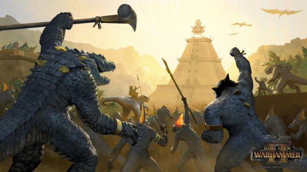 Lizardmen victory by EthicallyChallenged