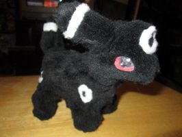 Umbreon Plush by Keikoku147