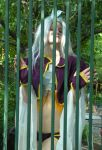Caged Kuja by Night-Shadow405