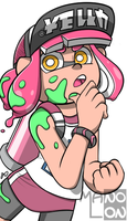 Splatoon 2: FIGHT ME by Mano-Lon