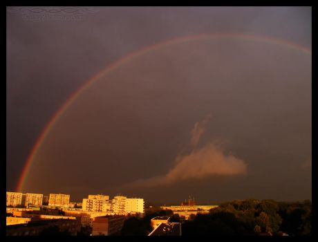 2009.07.10 Rainbow I by Atmospheric-Bloo