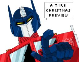 TMUK Christmas Tale teaser by AndyTurnbull