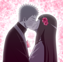 NaruHina The Last: Second Kiss by Axichan