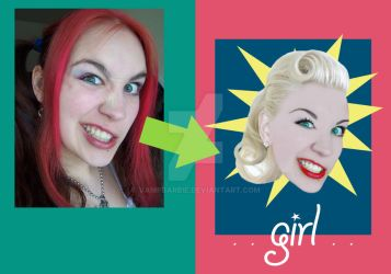 Girl Compare by vampbarbie
