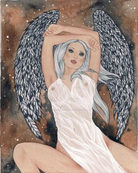 Angel of Dreams by HeidiMDrake