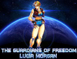 TGoF Poster 494: Lucia Morgan by WOLFBLADE111