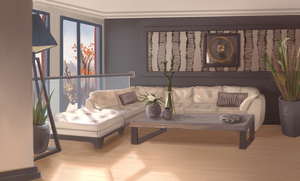 [DUMMY SKETCH] Living Room by Blunell