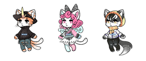 [3/3 Open] Set Price by Burgerlicious-Adopts