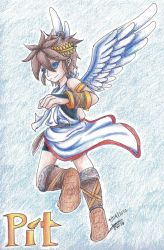 AnimeFur 9 0 Kid Icarus By Axl16