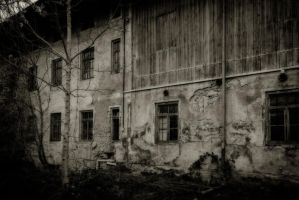 Abandoned Place II by PeterCraver