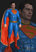 Injustice 2 Superman by thePWA
