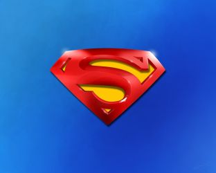 Superman by hussain1