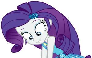 [Vector] Rarity picks up something. by TheBarSection