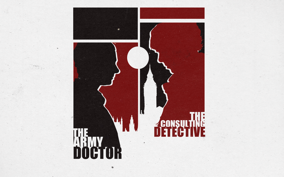 The Doctor and The Detective by AmeliaTonks