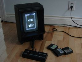 My Old Vectrex by CobaltWinterborn