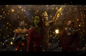 Guardians of the galaxy by Maximillian-V