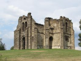 Ruine I by fairling-stock