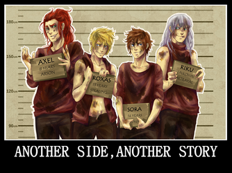 ANOTHER SIDE, ANOTHER STORY 2 by Gamesoul