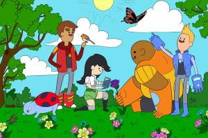Bravest Warriors by TommyGK