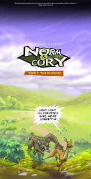 Norm and Cory Chapter 8 1 by andrewk