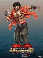 Tekken Ultimate Tag 2 Miguel Caballero Rojo by GlAmOoOUr