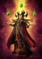 Kael'thas Sunstrider by Composer-J