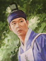 Park Yoo Chun in Sungkyunkwan Scandal 3 by Greencat85
