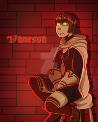 Vanessa by xSticky-Honeyx