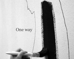 One way. by feese